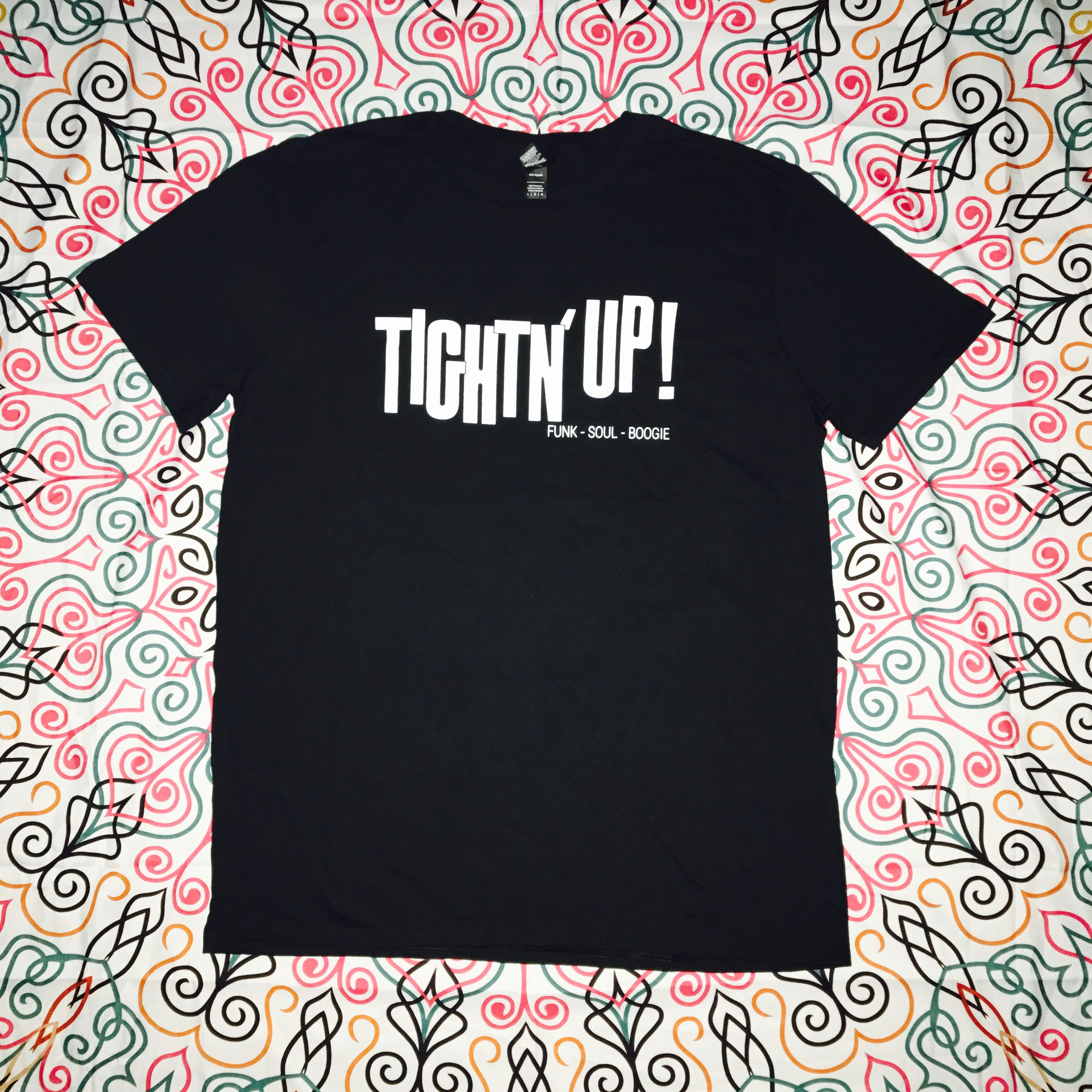 tee shirt band tightn up funk store cotton