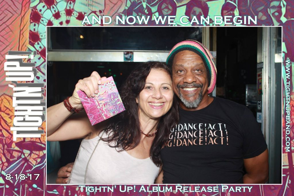 tightn up funk band album release party notsuoh houston texas