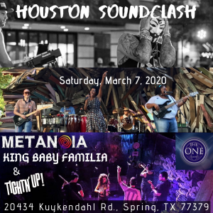 indie music bands Houston reggae funk ska fusion